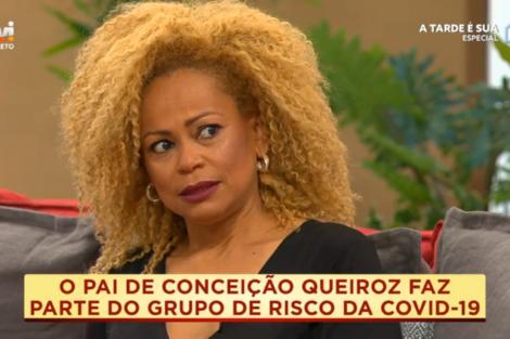 Conceiçao Queiroz Conceição Queiroz Emociona-Se Ao Falar Do Pai: &Quot;Eu Assumo Que Falhei&Quot;