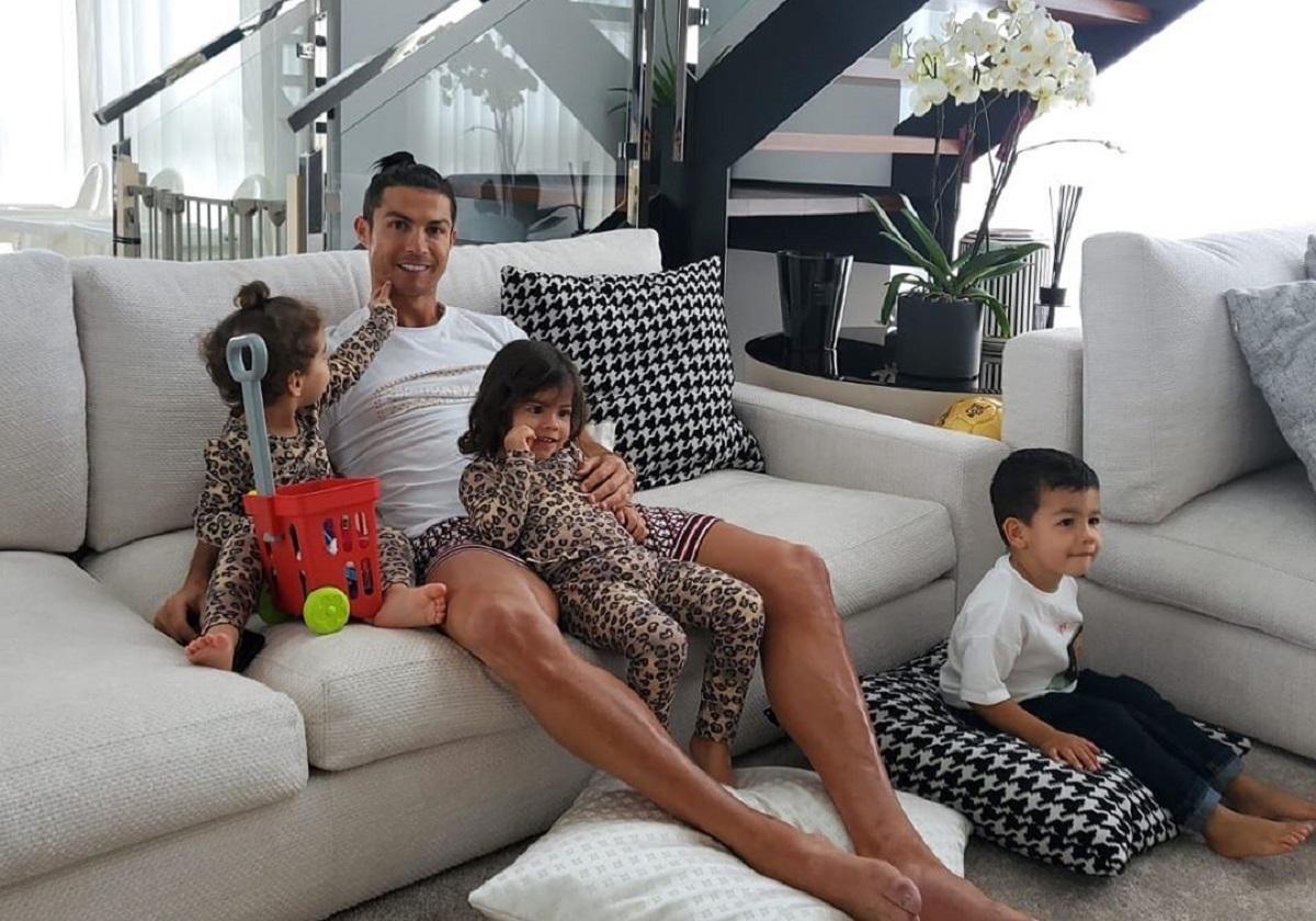 Cristiano 91915707 246680643155597 4183503612308889777 N Filha De Cristiano Ronaldo Já É Sócia E Empresária Da Cr7
