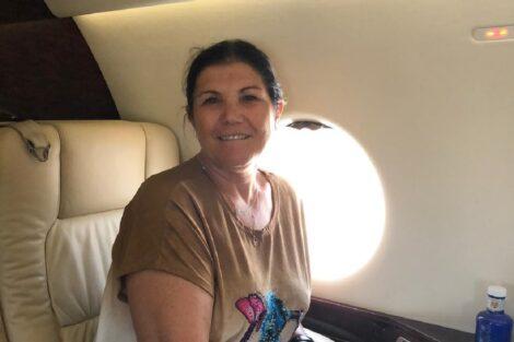 Dolores Aveiro 2 Proibida De Viajar! Tratamentos De Dolores Aveiro Vão Continuar Na Madeira