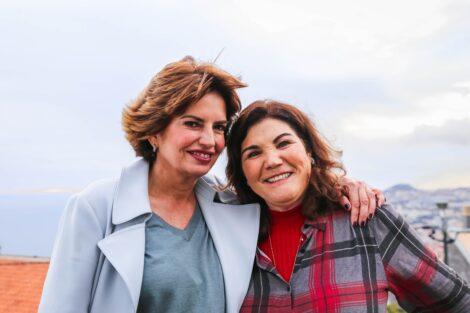 Dolores Aveiro Barbara Guimaraes 7 Lágrimas! Dolores Aveiro E Bárbara Guimarães Em '24 De Horas De Vida' Emocionante