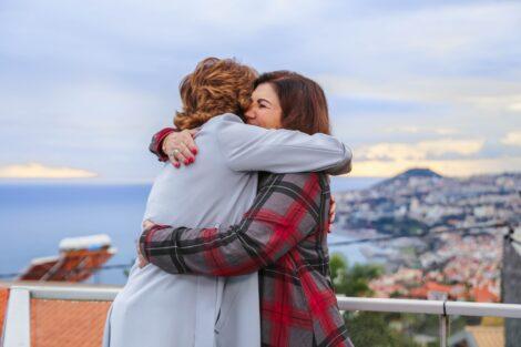 Dolores Aveiro Barbara Guimaraes 8 Lágrimas! Dolores Aveiro E Bárbara Guimarães Em '24 De Horas De Vida' Emocionante