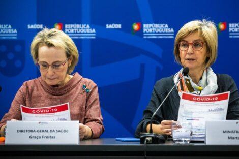 Graça Freitas Marta Temido Sandra Felgueiras Tece Duras Críticas À Ministra Da Saúde