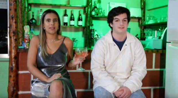 """joana diogo carmona Com ex-namorada no Big Brother, Diogo Carmona arrasa: """"Não vejam, deixa-vos tão sábios como um burro"""""""