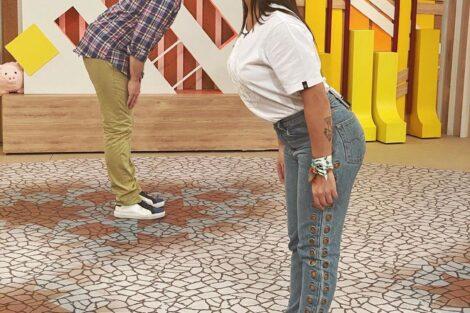 """joao baiao raquel tavares Raquel Tavares e João Baião juntos de """"forma inesperada"""" no programa da SIC"""