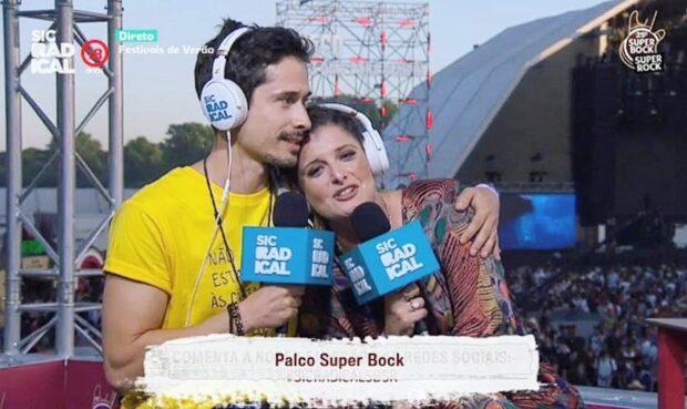 """joao paulo sousa maria botelho moniz João Paulo Sousa: """"Adoro o meu trabalho e sou feliz a trabalhar!"""""""