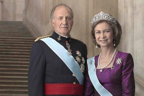 Juan Carlos E Rainha Sofia E1584964491816 Juan Carlos Abandonou Espanha E Já Há Informações Sobre Dona Sofía