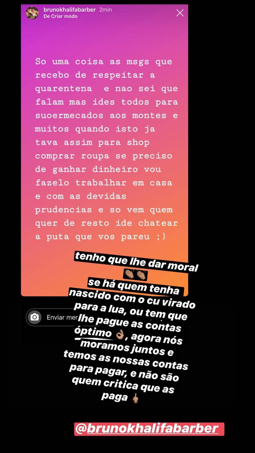 Liliana Rodrigues Bruno Liliana Rodrigues E Namorado Criticados Por Continuarem A Trabalhar