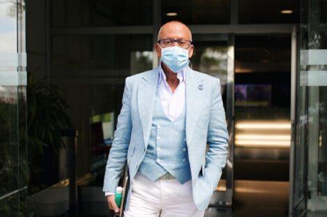 Manuel Luis Goucha 6 Goucha Abandona Instalações Da Tvi Com Máscara E É Criticado Nas Redes Sociais