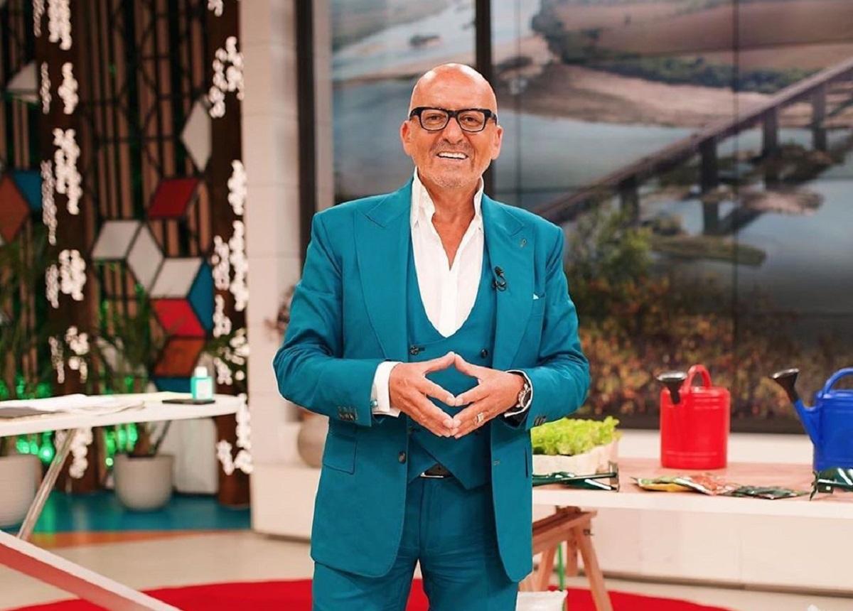 Manuel Luis Goucha Voce Na Tv Manuel Luís Goucha Anuncia Alteração No 'Você Na Tv'
