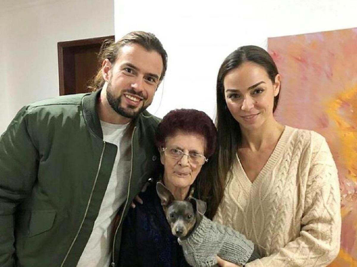 Marco Costa Alcina Silva Avó Vanessa Martins Marco Costa Informa Os Fãs Após Preocupação Sobre O Estado De Saúde Da Avó