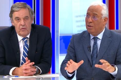 Miguel Antonio Miguel Sousa Tavares Duramente Criticado Após Entrevista A António Costa