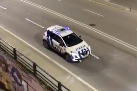 policia braganca