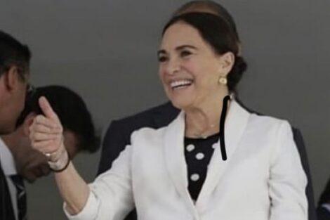 Regina Duarte Atriz Regina Duarte Abandona Cargo Da Secretária Da Cultura