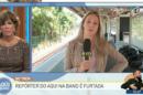 Roberta Jornalista É Assaltada Durante Reportagem Em Direto