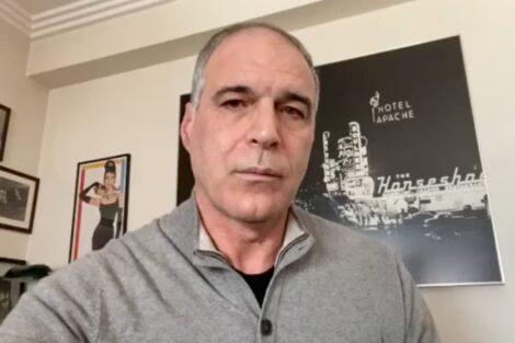 """rodrigo guedes de carvalho 1 Rodrigo Guedes de Carvalho sobre oração do Papa: """"Francisco foi a nossa solidão e a nossa resistência"""""""
