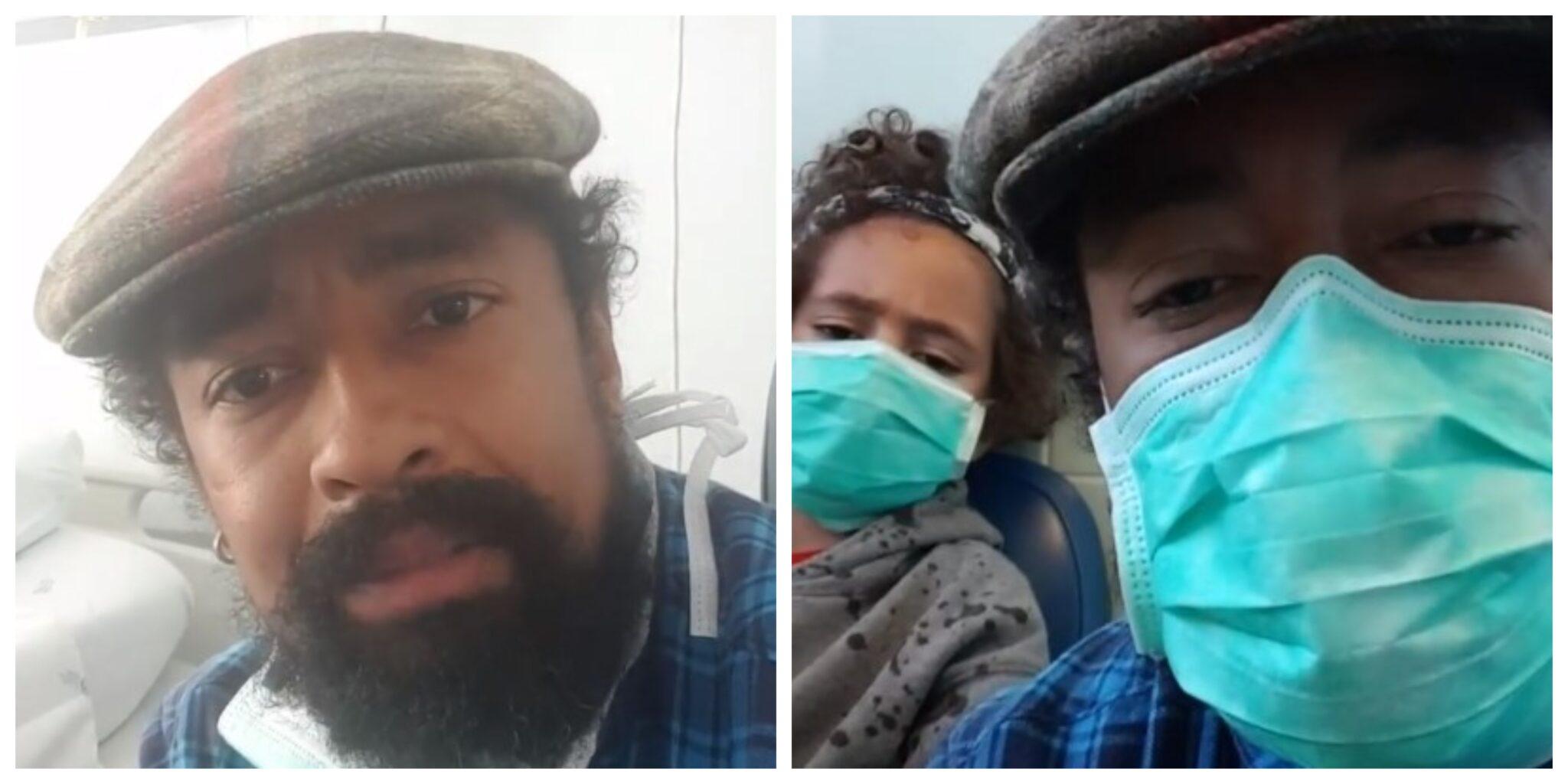 Sabri Lucas Scaled Suspeito De Estar Infetado Com Covid-19, Sabri Lucas Dá Novidades Sobre Estado De Saúde Do Filho