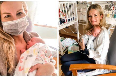 Angela Primachenko jovem gravida coma covid11 Jovem que deu à luz em coma faz relato arrepiante sobre luta contra a Covid-19