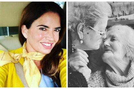 Barbara Guimaraes Recorda Tia Avo Bárbara Guimarães Recorda Tia-Avó: &Quot;Aqueles Que Partem Sem Adeus&Quot;