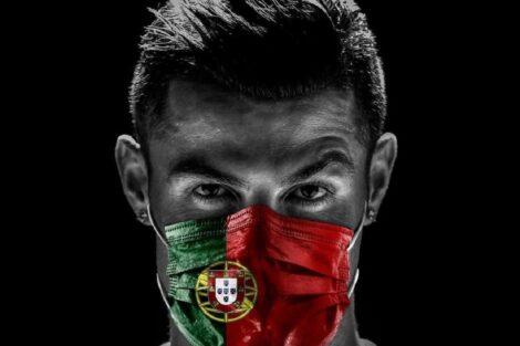 Cristiano Ronaldo Mensagem Covid19 Cristiano Ronaldo Partilha Forte Mensagem Sobre A Covid-19