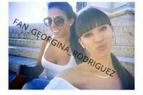"""Georgina Rodriguez20 Imagens """"Escondidas"""" De Georgina Rodriguez Reveladas Na Internet"""
