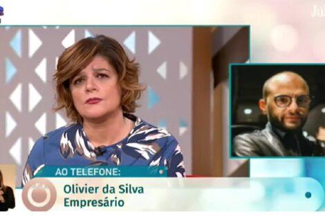 Julia Pinheiro Oliver Discussão Acesa! Júlia Pinheiro Confronta Ex-Marido De Cláudia Jacques Em Direto
