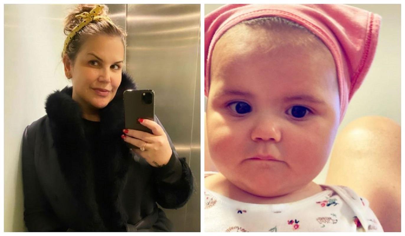 Katia Aveiro Valentina 1 Katia Aveiro Encantada Com Os Seus Filhos: &Quot;Sei Fazer Filhos Bonitos&Quot;