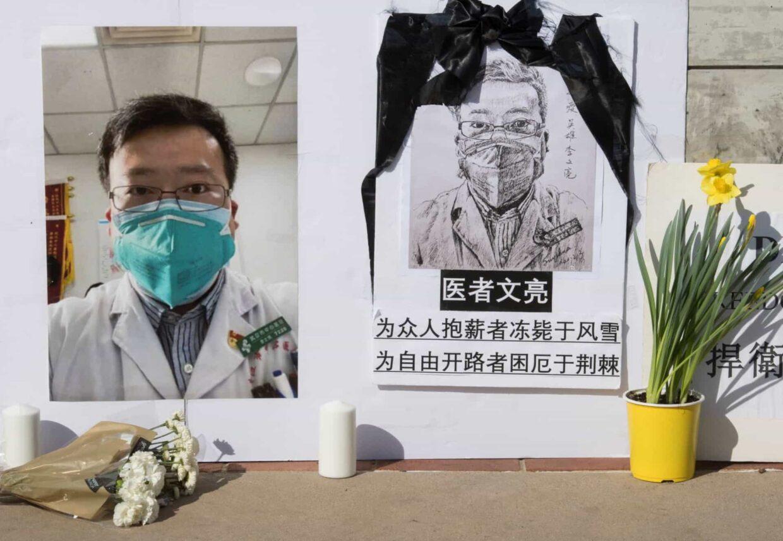 Li Wenliang As Celebridades Que Morreram Devido Ao Novo Coronavírus