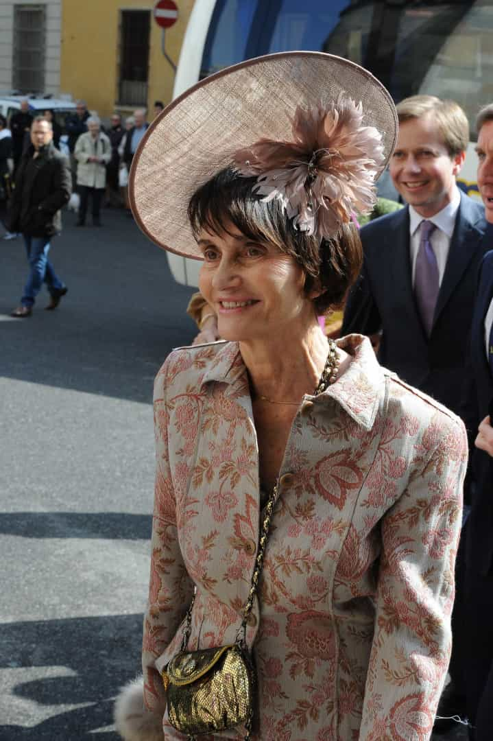 Princesa Maria Teresa De Bourbon Parma As Celebridades Que Morreram Devido Ao Novo Coronavírus