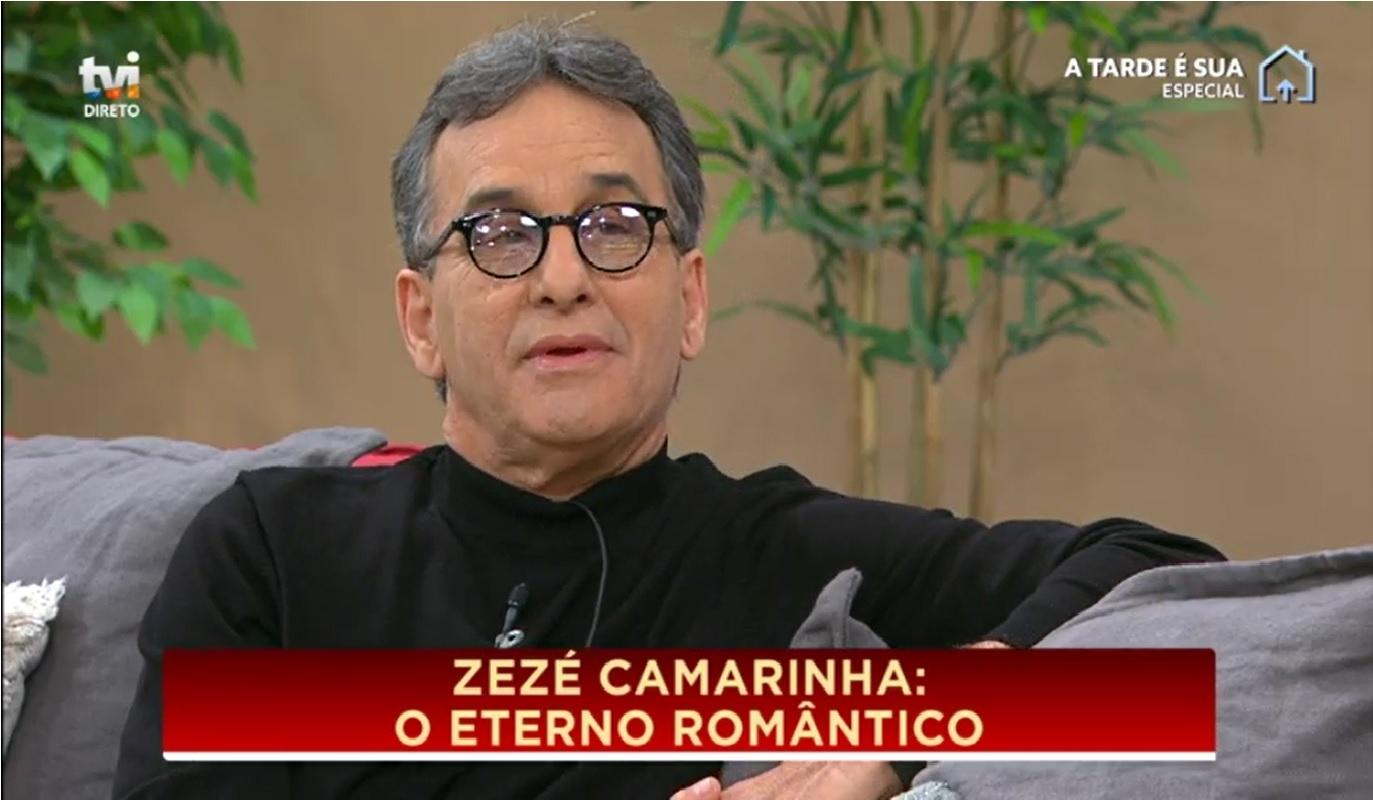 """Zezé Camarinha Zezé Camarinha Recorda Conquistas: """"Eu Queria Levá-Las Para O Lado De Lá Das Rochas&Quot;"""