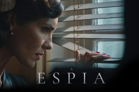 A Espia 'A Espia'. Rtp1 Estreia Série Que Tem Daniela Ruah Como Protagonista