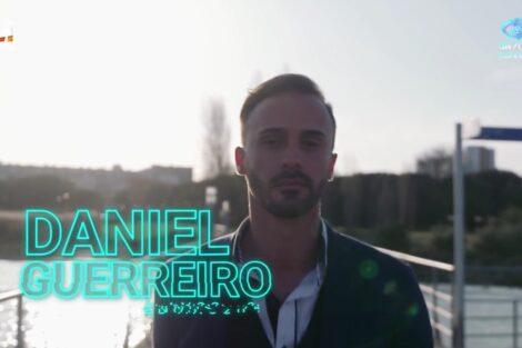 Atv Big Brother 2020 Daniel Guerreiro Este Vídeo Mostra Daniel Guerreiro Do Big Brother A Hipnotizar Pessoas
