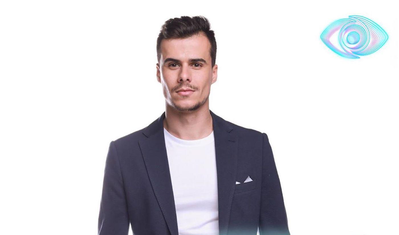 Atv Big Brother 2020 Pedro Alves 1 Big Brother 2020. Concorrente Polémico É A Cara De Uma Conhecida Marca De Roupa