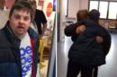 Ben O Emocionante Abraço Entre Mãe E Filho Que Venceu O Coronavírus