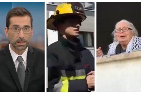 Bento Rodrigues Bombeiros Bento Rodrigues Termina 'Primeiro Jornal' Com Vídeo Muito Comovente