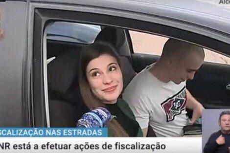 casal vive lisboa ferias algarve Jovem condutor que viajou de Lisboa para o Algarve faz declaração pública