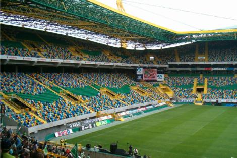 Estadio Alvalade Jogador Do Sporting Testa Positivo Para Imunidade Ao Coronavírus