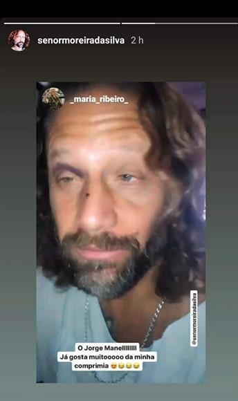 """Ex-marido de Ana Malhoa mostra-se com hematomas na cara: """"Há dias assim..."""""""