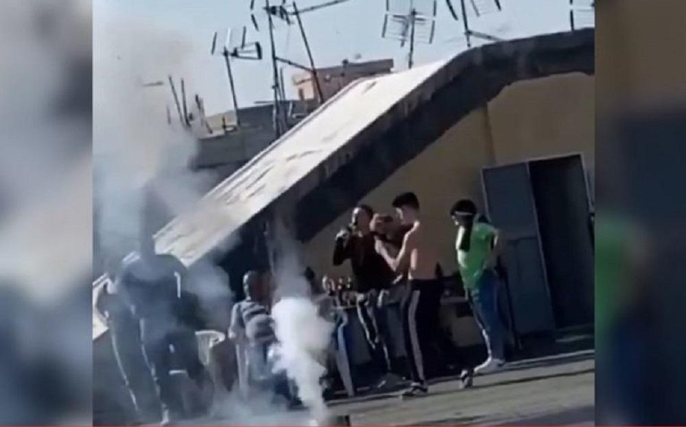 Festa Italia 768X479 1 Festa Em Terraço Na Itália É Interrompida Pelo Helicóptero Da Polícia