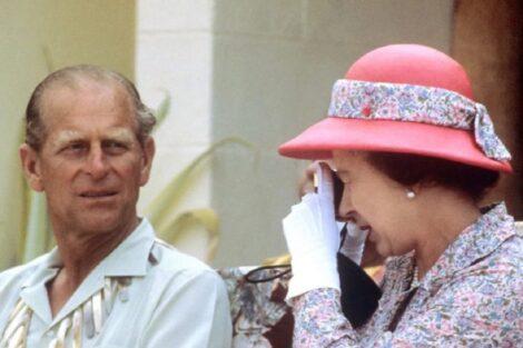 Filipe Ii Rainha Isabel Ii Reino Unido: Príncipe Filipe Faz Rara Declaração Ao Povo Britânico