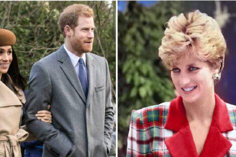 Harry Meghan Diana