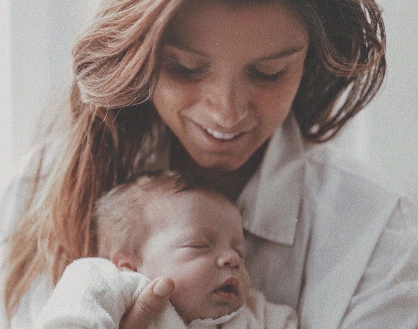 Ines Folque Filho Tomas E1586599918222 Inês Folque Desabafa Sobre As Dificuldades Da Maternidade