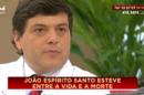 Joao Espirito Santo 'Senhor Doutor' Da Tvi Tem Uma Orelha A Nascer No Ombro