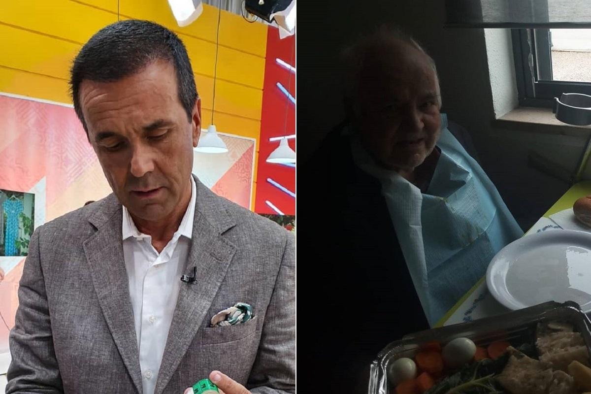 Jorge Gabriel Albano Pai Aos 95 Anos E Em Plena Pandemia, Pai De Jorge Gabriel Preocupa-Se... Com A Economia!