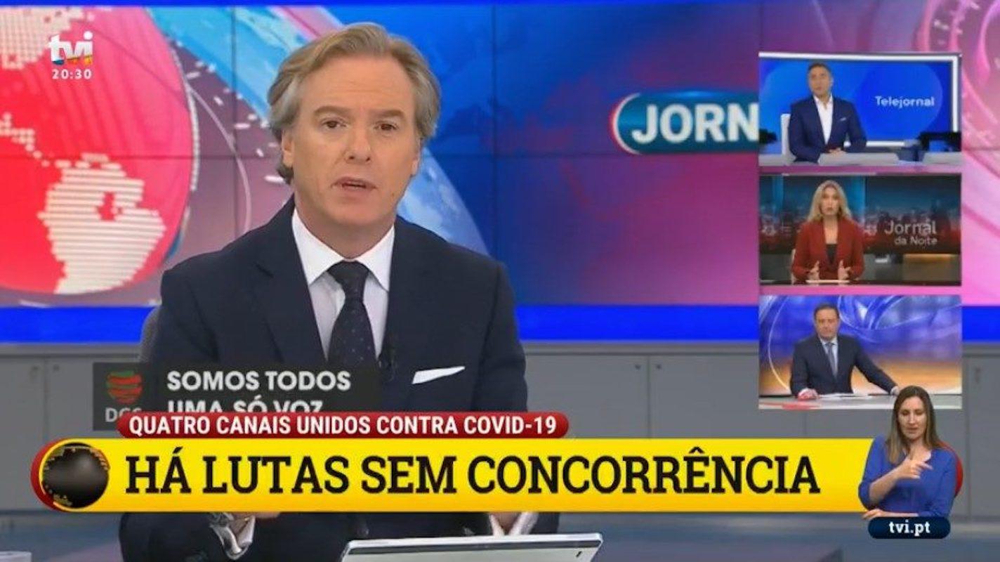 jornal das 8 tvi