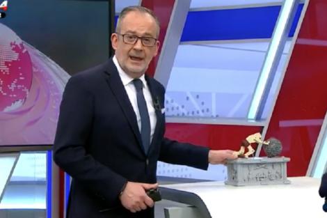 jose alberto carvalho 1 José Alberto Carvalho termina 'Jornal das 8' de forma surpreendente