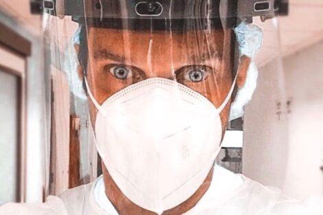 jose carlos pereira No hospital, José Carlos Pereira deixa mensagem sobre a luta contra a Covid-19