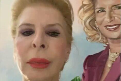 Lili Canecas Vídeo: Lili Caneças Faz Rap Enquanto Lava O Chão Da Sua Casa