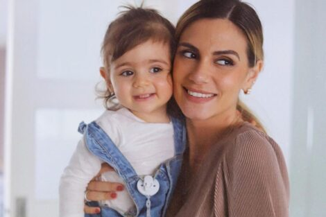 Liliana Filipa Ariel E1586207766631 Liliana Filipa Revela Como Tem Entretido A Filha Em Casa