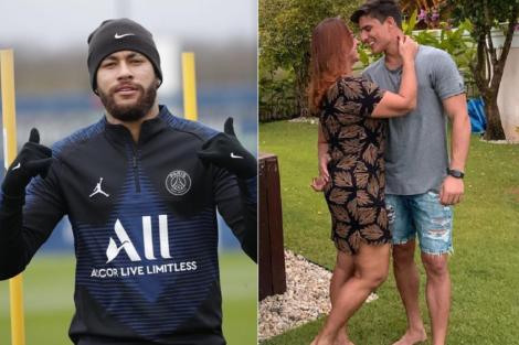 Mae Neymar 1 Mãe De Neymar Pressionada Para Acabar Namoro Com Tiago Ramos Após Descoberta