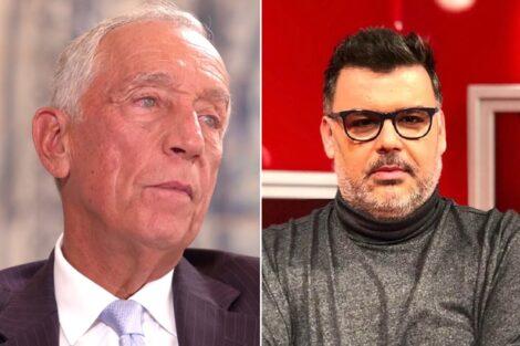 Marcelo Rebelo De Sousa Nuno Azinheira Comentador Do 'Passadeira Vermelha' Indignado Com Marcelo: &Quot;Uma Parolice&Quot;
